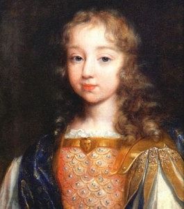 LouisXIV-child